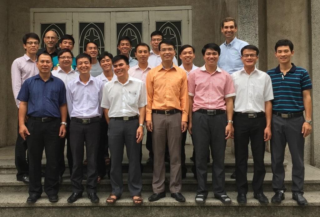 vietnamese grads